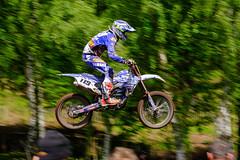British Motocross Championship (MX Man) Tags: fuji xt 2 xf 100400 motocross mx yamaha yzf 450 race dirt bike panning colours fast racer