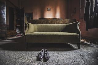 Un giorno piangevo perché non avevo le scarpe, poi vidi un uomo senza piedi e smisi di piangere.