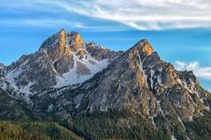 A Sawtooth (Philip Kuntz) Tags: mtmcgown stanleylake sawtooths sawtoothmountains peaks mountains stanley idaho