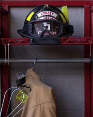 Bunker Gear (Rob G Ski) Tags: 50mmf17 crozet dailyin firefighter volunteer