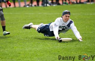 AUDL - Ultimate Frisbee - Toronto Rush vs Montreal Royal