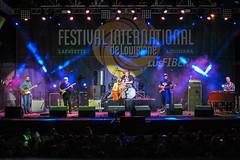 Marc Brousard at Scene International/LUS (bayoudragonfly) Tags: festivalinternationaldelouisiane lafayette musicians marc broussard
