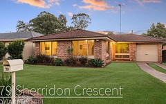 79 Sherridon Crescent, Quakers Hill NSW