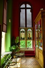 Elegance for Window Wednesday (violetchicken977) Tags: bowesmuseum windowwednesday