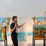 Dustin Yellin Studio Tour, NYC thumbnail