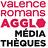 Médiathèques Valence Romans agglomération icon