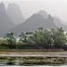 CHINA, Yangshuo, River LI