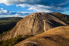 girraween national park (nzfisher) Tags: girraweennationalpark girraween queensland australia canon landscape sky clouds cloudy granite boulders mountain pyramid