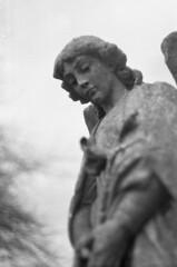 Some Say We Walk Alone (12) (Mrs.Black&White) Tags: helio442 zenitem bw lomography ladygrey caffenol handprocessed 442 helios442