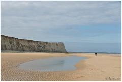 Strand Escalles (HP025712) (Hetwie) Tags: capblancnez coast frankrijk capgrisnez france cotedopale kust zee strand opaalkust sea escalles cap hautsdefrance fr