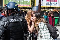 DSC07787.jpg (Reportages ici et ailleurs) Tags: frontnational lycéen paris macron election présidentielle élection seçim presidential manifestation contestation lepen