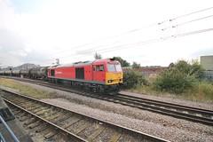 DB 60024 at Grantham (cornishtrainsjez) Tags: grantham db 60024 tea