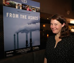IMG_1462 (Brooklyn Hilary) Tags: tribeca2017 tribecafilmfestival tribeca nyc new york city film movie premiere party distilled documentary fromtheashes coal renewableenergy bloombergphilanthropies