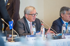 EPP Summit, Brussels, April 2017 (More pictures and videos: connect@epp.eu) Tags: jeanclaude juncker epp european people party summit commission president