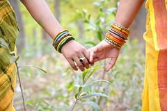 sakhi (majhipranab) Tags: santiniketan basanta utsab khoai