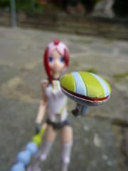 Yuki (.Poisoned♥Death.) Tags: busoushinki busou shinki konami figure mms yuki seed juvisy armour armor