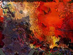 Ode to Hardly Visible Analysis (virtual friend (zone patcher)) Tags: computerdesign digitalart digitaldesign design computer digitalabstractsurreal graphicdesign graphicart psychoactivartz zonepatcher newmediaforms photomanipulation photoartwork manipulated manipulatedimages manipulatedphoto modernart modernartist contemporaryartist fantasy digitalartwork digitalarts surrealistic surrealartist moderndigitalart surrealdigitalart abstractcontemporary contemporaryabstract contemporaryabstractartist contemporarysurrealism contemporarydigitalartist contemporarydigitalart modernsurrealism photograph picture photobasedart photoprocessing photomorphing hallucinatoryrealism computerart fractalgraphicart psychoactivartzstudio digitalabstract 3ddigitalimages mathbasedart abstractsurrealism surrealistartist digitalartimages abstractartists abstractwallart abstractexpressionism abstractartist contemporaryabstractart abstractartwork abstractsurrealist modernabstractart abstractart surrealism representationalart technoshamanic technoshamanism futuristart lysergicfolkart lysergicabsrtactart colorful cool trippy geometric newmediaart psytrance 3dgraphicdesign 3ddesign 3dfractalcollages 3dart
