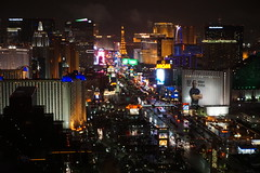 Las Vegas Night View, United States