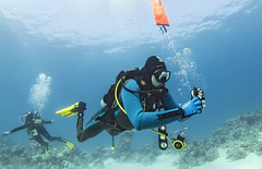 1804 16a (KnyazevDA) Tags: disability diver disabled diving padi undersea owd underwater redsea buddy handicapped aowd amputee travel scuba