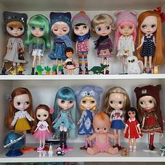 Happy dolly shelf sunday 😊