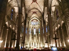 Basilica de Santa Maria del Mar: the church built by the people