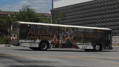 Gainesville RTS: 2006 Gillig Phantom #571 (SKWROM) Tags: gainesville rts regiona transit system gillig bus