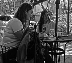 Coffee Break (tacosnachosburritos) Tags: mexico city df ciudad urban gritty thestreets street photography man guy caballero bad hombre señor girl chick chica mujer woman lady architecture walking hangingout humanity trees tropical beautiful handsome suave bonita sexy caliente guapo cafe alfresco brunch breakfast lacondesa pasteleria panaderia