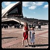 The Smalls. The Opera House. The Other Schoolchildren. (miaow) Tags: sydney bellalunaboat autumn2017 australia nsw smalls opera house 9yo 6yo