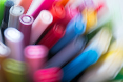 Explored - Intentional Blur - Macro Mondays (amdovsen) Tags: pen blur rotation color macromondays