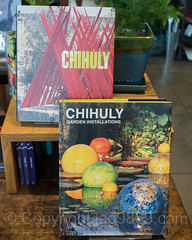 Chihuly Books at the Visitor Center Shop, Dale Chihuly Exhibit at the New York Botanical Garden (jag9889) Tags: 2017 20170511 allamericacity art artwork artist blownglass book botanicalgarden bronx bronxpark chihuly chihulynybg2017 dalechihuly exhibition garden gift glass indoor installation kunst landmark landscape ny nybg nyc nationalhistoriclandmark newyork newyorkbotanicalgarden newyorkcity plants sculptor sculpture shop skulptur thebronx usa unitedstates unitedstatesofamerica visitorcenter jag9889