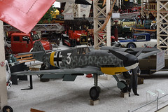 Technik Museum Speyer (Germany) (wimjee) Tags: nikond7200 d7200 speyer germany duitsland 1855mmf3556gvr technikmuseum technik museum messerschmitt airplane vliegtuig