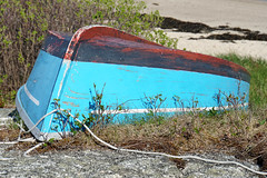 NS-07024 - Waiting... (archer10 (Dennis) 98M Views) Tags: sony a6300 ilce6300 18200mm 1650mm mirrorless free freepicture archer10 dennis jarvis dennisgjarvis dennisjarvis iamcanadian novascotia canada boat small blue terencebay granite shipleyhead