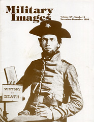 Military Images magazine cover, November/December 1993 (militaryimages) Tags: militaryimages magazine findingaid archive backissue photography history civilwar mexicanwar spanishamericanwar worldwari indianwar soldier sailor military us america american unitedstates veteran infantry cavalry artillery heavyartillery navy marine union confederate yankee rebel roach matcher neville coddington mi citizensoldier uniform weapon photographer tintype ambrotype cartedevisite stereoview albumen daguerreotype hardplate ruby