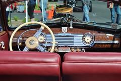 6th Annual Whittier Area Classic Car Show (USautos98) Tags: 1947 chevrolet chevy fleetmaster aerosedan convertible interior