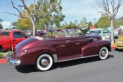 6th Annual Whittier Area Classic Car Show (USautos98) Tags: 1947 chevrolet chevy fleetmaster aerosedan convertible