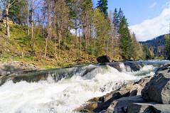 DSC09466 (igor_shumega) Tags: карпаты курорт природа пейзаж река рафтинг вода весна водопад воздух в