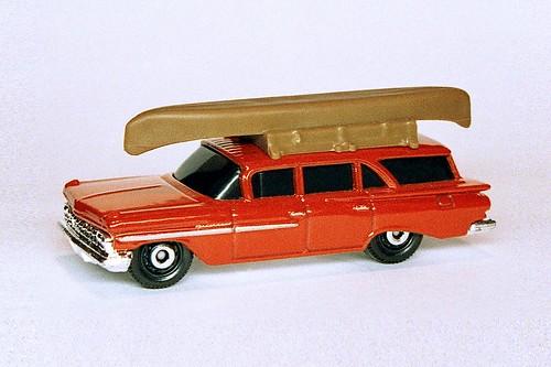 Matchbox 1959 Chevrolet Brookwood Station Wagon A Photo On