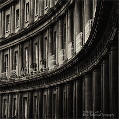 Columns (rhfo2o - rick hathaway photography) Tags: rhfo2o canon canoneos7d bath architecture houses columns windows bw blackandwhite mono