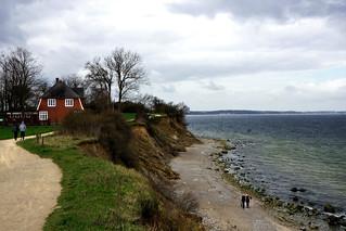 High coast near Niendorf