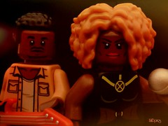"""What's love got to do with It"" (LEGOMINDED) Tags: lego iketina iketurner tinaturner music blues rockroll"