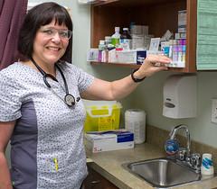LPN (Government of Prince Edward Island) Tags: nurse lpn nursepractioner medical bloodtest healthcare
