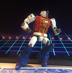 Biotron Lives! (skipthefrogman) Tags: japanese japan microman robot action figure articulated cool retro 3rd party toy fun biotron micro robo
