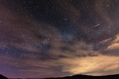 Lyrid Meteor Shower (jasty78) Tags: lyridmeteorshower lyrid meteor shower astrophotography milkyway night scotland nikon d5200 tokina1116mm
