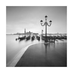 Acqua Alta 1 (Rohan Reilly Photography) Tags: black white venice venezia rrsignature photography fine art long exposure flood acqua alta acquaalta