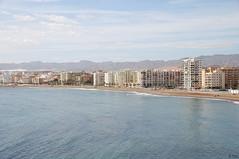 Aguilas-Murcia-DSC_0348-W (taocgs) Tags: paisaje landscape playa beach aguilas murcia españa spain azul blue naturaleza nature arquitectura architecture