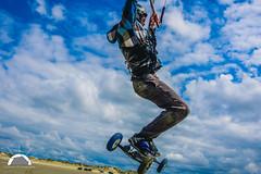Kite 5 (Grille1991) Tags: dänemark flysurfer kite pentax pentaxart pentaxk3 rømø adobe adobelightroom blau clouds colour himmel insel island landscape lightroom nordsee northsea outdoor sky twop wolken
