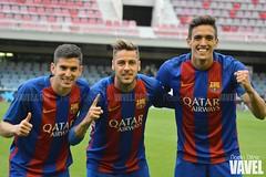 DSC_0871 (Noelia Déniz) Tags: barça filial barcelona fcb masía prat culé azulgrana mini campeones blaugrana segundadivisiónb