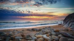 Hier soir à Port Bara… (DENISDROUAULT) Tags: borderfx breizh bretagne brittany canon5dmiii ciel côtesauvage denisdrouault eascape france french hdr jimages mer nature ocean quiberon rocher rock sea sky sunset tempête