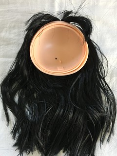 Basaak's scalp/headpiece