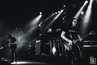 Deafheaven @ Groezrock / Shot by Doug Elliott